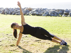 Marie Outdoor Pilates